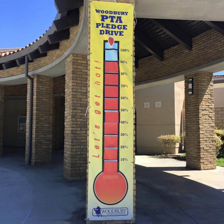 The 31 Best Fundraising Thermometers And Goal Charts