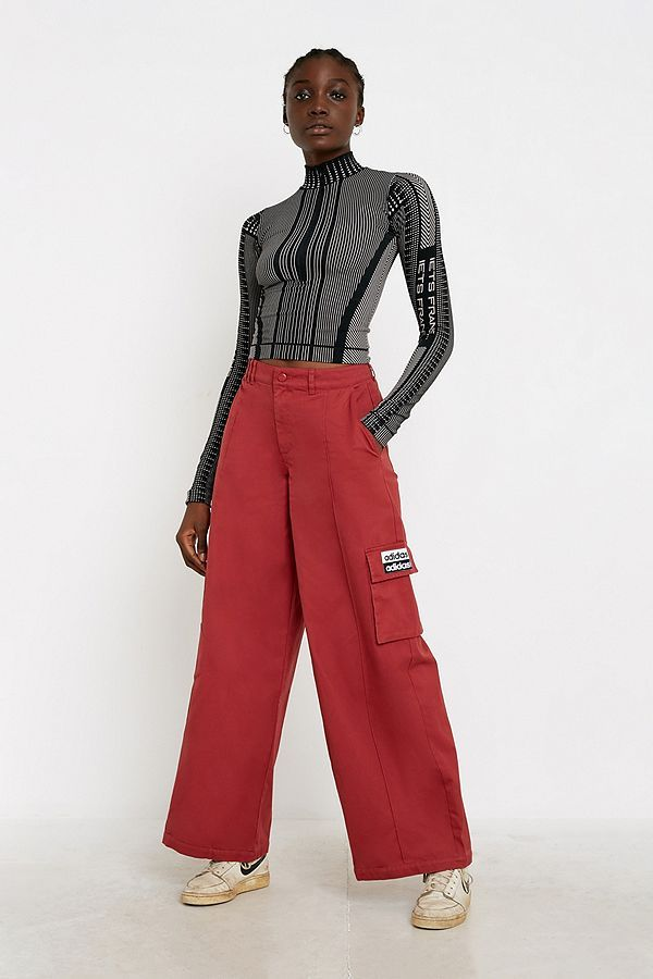 adidas pantalon coton