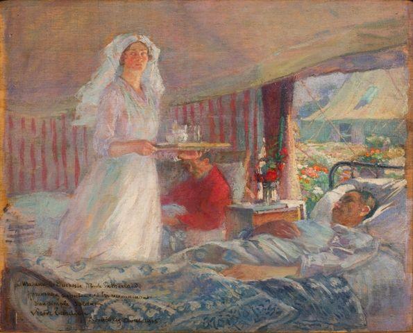 Florence Nightingale - founder of the modern nursing ...