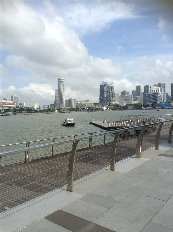 Marina Bay #Singapore