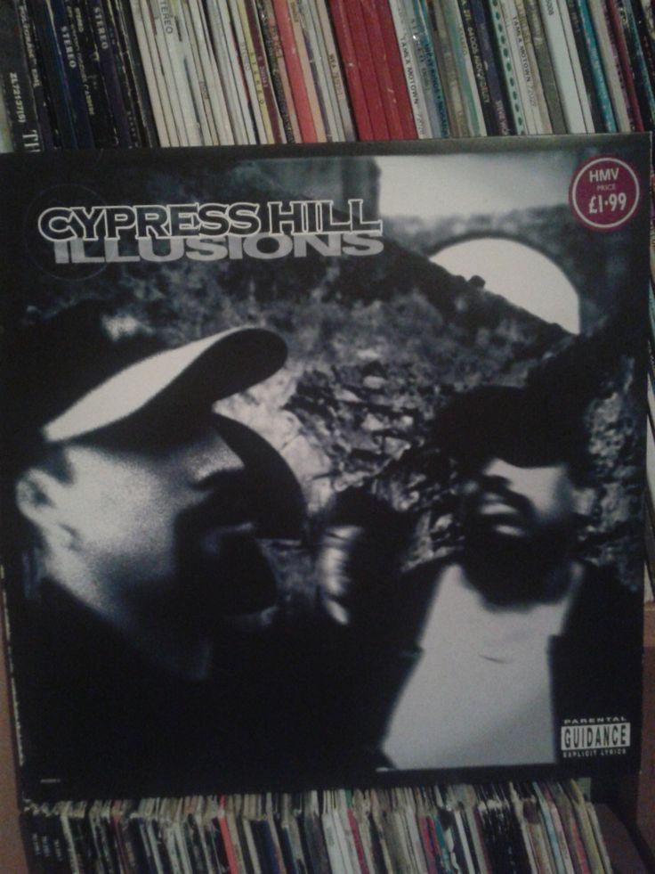#CypressHill's Illusions single
