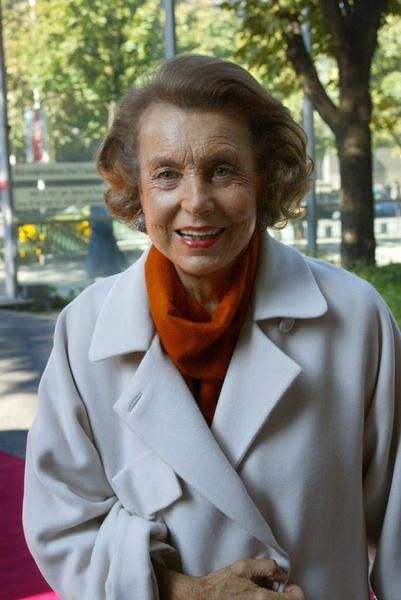 Liliane Bettencourt & family - net worth: $30 billion. L'Oreal Liliane Bettencourt, the 90-year-old L'Oreal heiress who suffers from dementia, is the world's richest woman, thanks to a 30% increase in the value of the French cosmetic firm's shares that drove up her net worth by $6 billion year over year. Her daughter Francoise Bettencourt-Meyers is guardian of the fortune, while her grandson Jean-Victor Meyers sits on L'Oreal's board.
