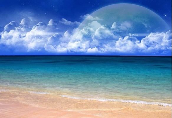 1 Litre okyanus suyu içerisinde, 1 gram altının 13 milyarda biri kadar altın elementi bulunur.