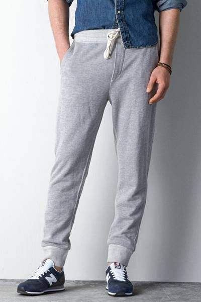 joggers at American Eagle