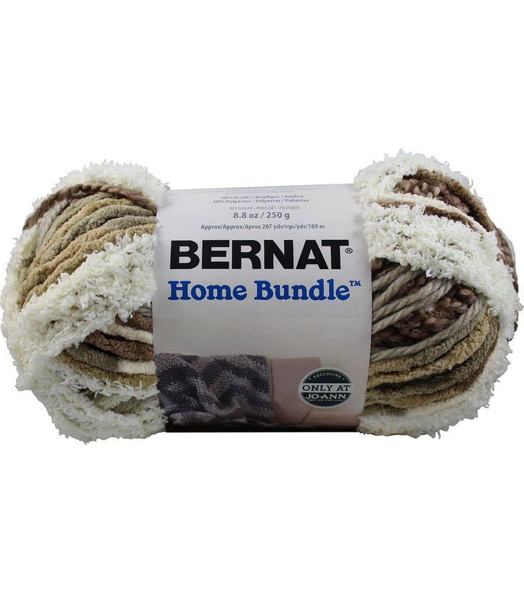 Bernat Home Bundle Yarn Products Bernat Yarn Blanket