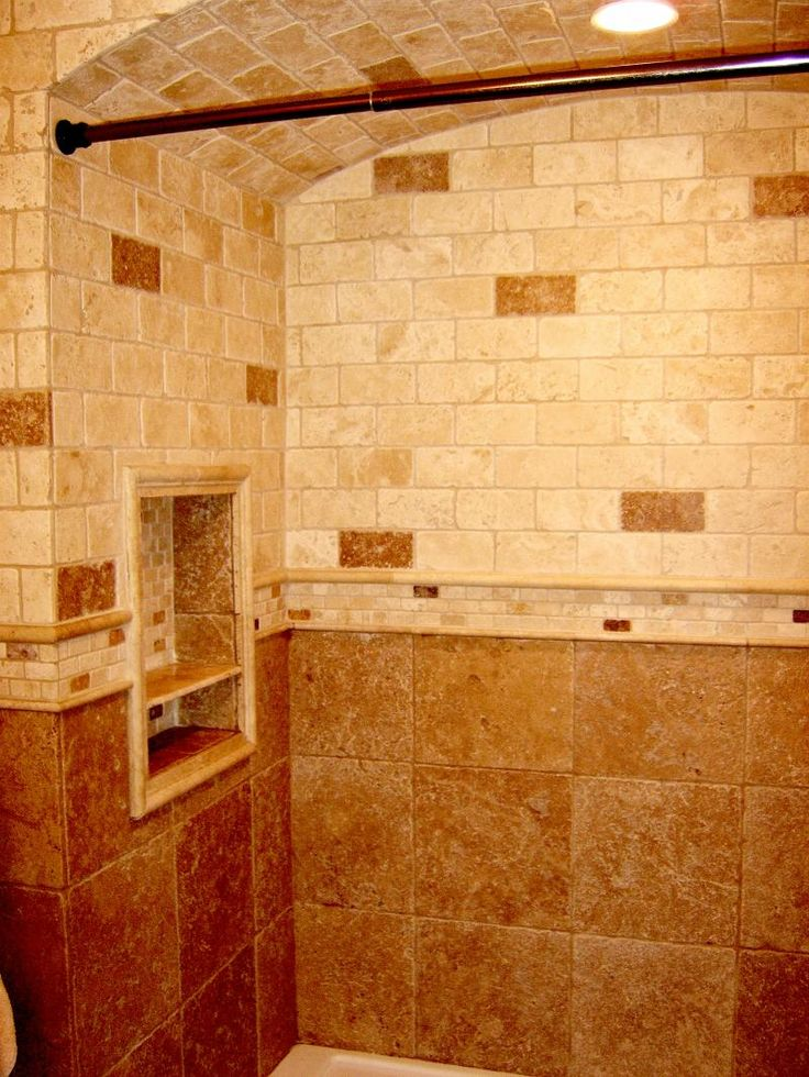 tuscan style stone shower walls working with man y contractors and interior designers we