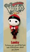 Lucky Watchover Voodoo Doll
