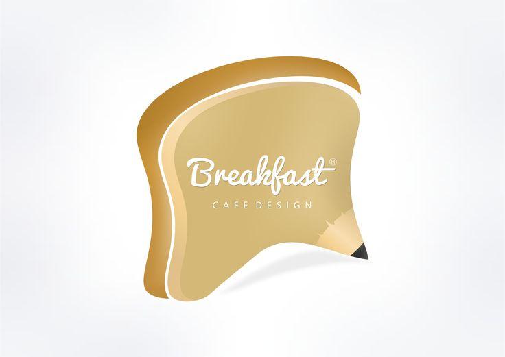 Breakfast - Logo Design By Ronny Achmαϑ #logo #design #inspiration