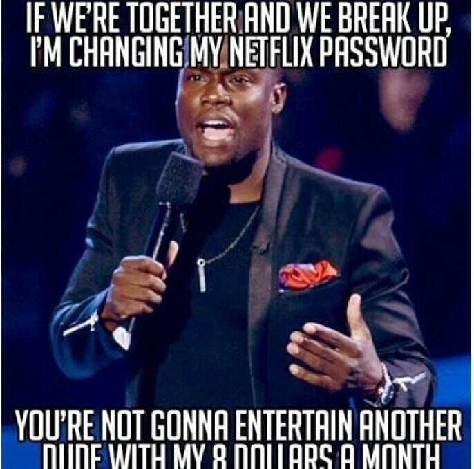 Kevin Hart Checking And Savings Quote