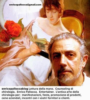 Counseling di Chirologia: Enrico Pallocca Counseling di Chirologia