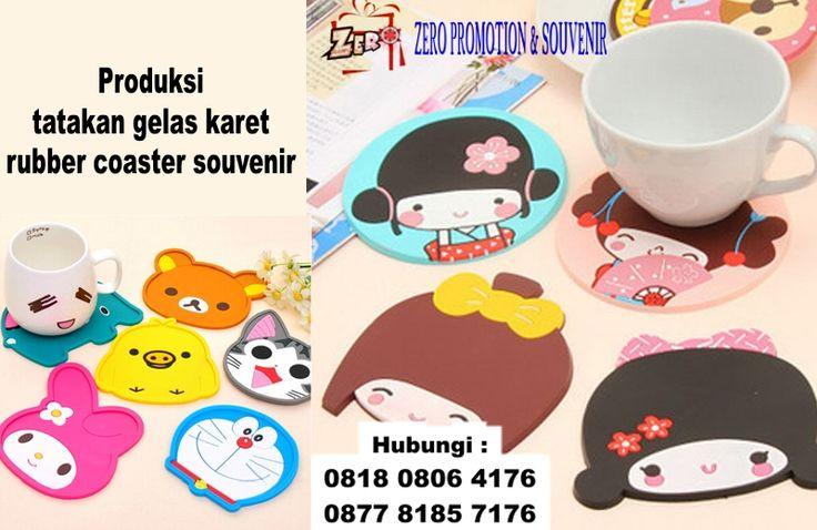 Zeropromosi 081808064176 - Terima Pesanan Rubber Coaster, Jual Tatakan Gelas…