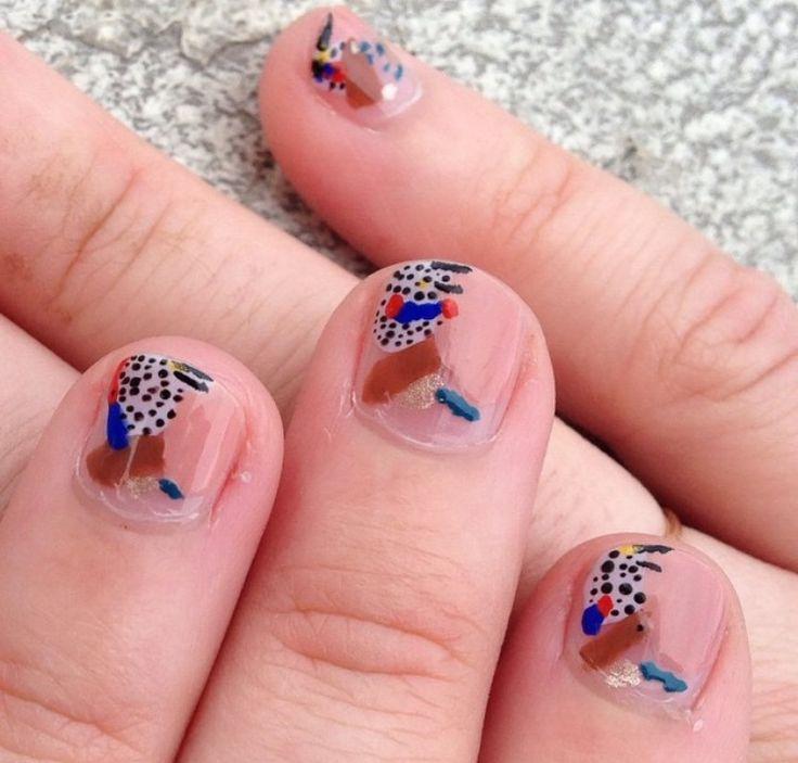 Nails by Hillery Sproatt