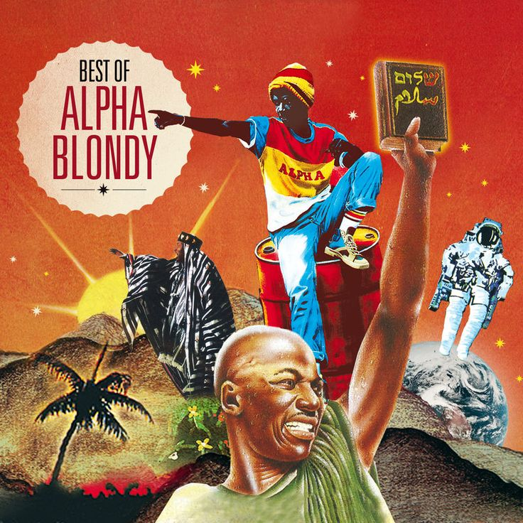 Peace in Liberia by Alpha Blondy - Best Of