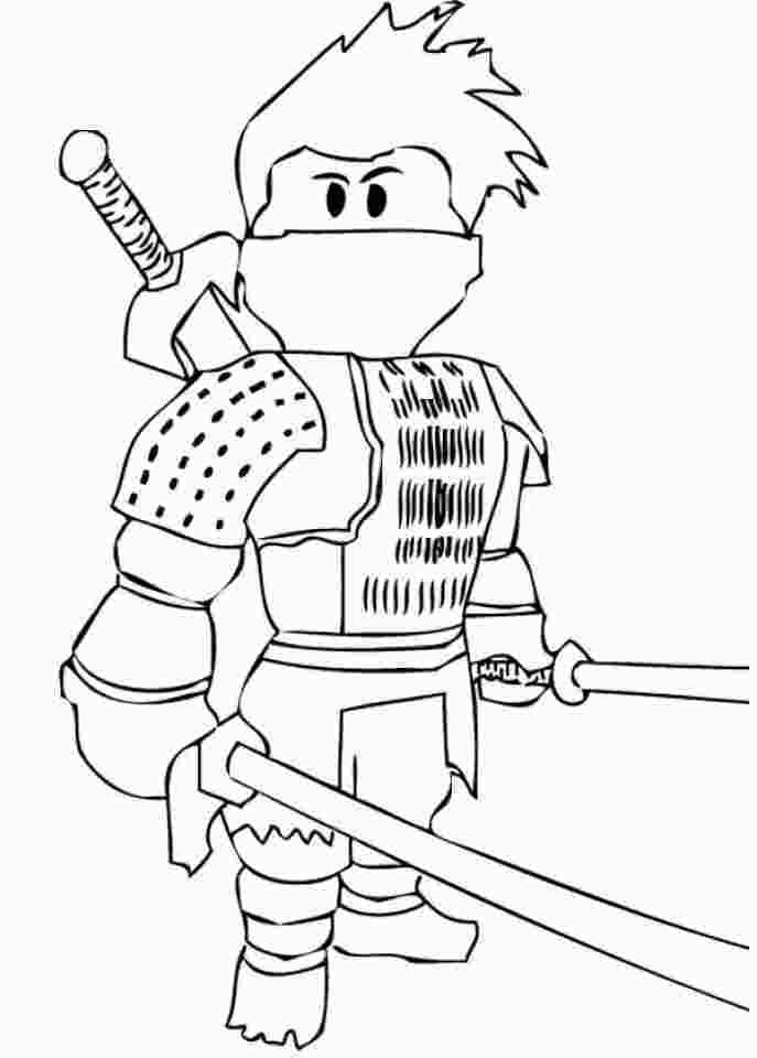 printable roblox coloring pages roblox coloring page