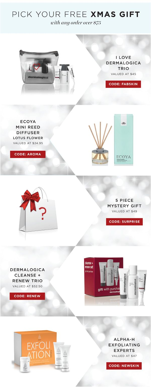 Price cut limited time offer shop now for the best selection hurry - Check Out Today S Christmas One Day Offer From Facial Co Pick Your Free Xmas Gift