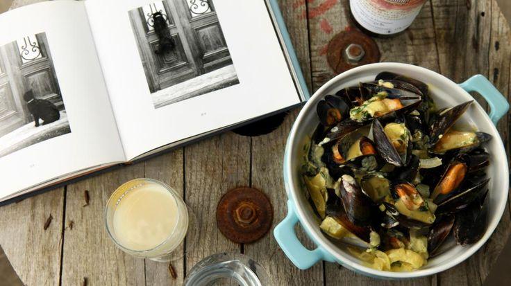 Nationale Mosselweek: Mosselen Provençale met pastis | VTM Koken