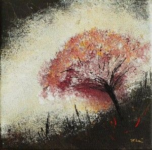 """The Last Bloom"" by Tracey Unwin"