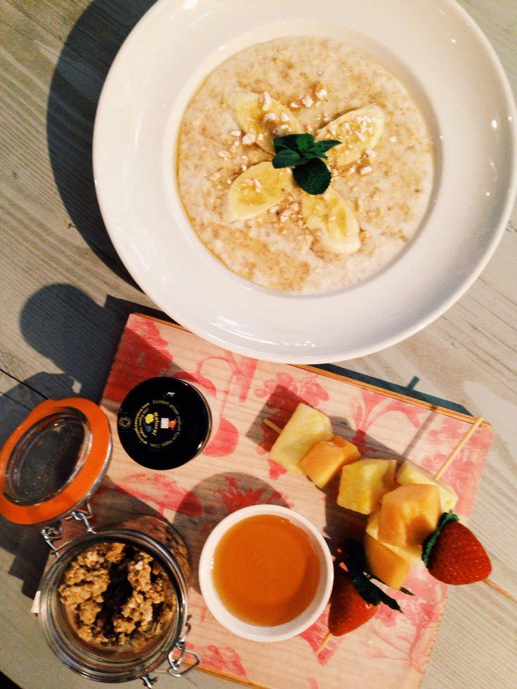 Healthy start to the week... #breakfastweek