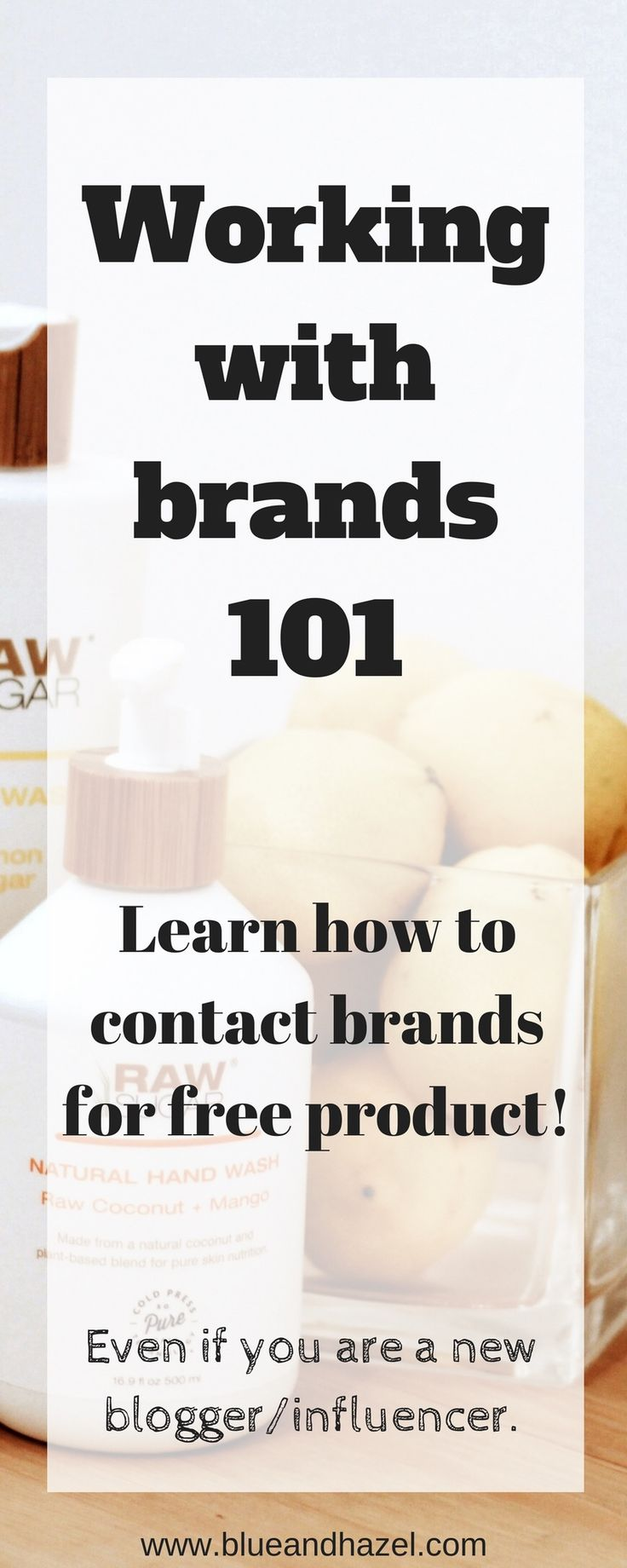 As a new blogger/influencer it was hard to learn how to start working with brands / collaborating. I started working with brands as a new blogger for free product saving me thousands of dollars!  Learn how to contact brands, what is expected, and how to get started, and see real pitches that landed me collabs! #workingwithbrands #blueandhazel #collaborate #momblog