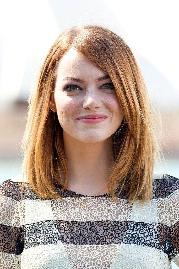 Celebrity Most Hottest Summer Hair Trends 2014 ... Emma-Stone └▶ └▶ http://www.pouted.com/?p=36773