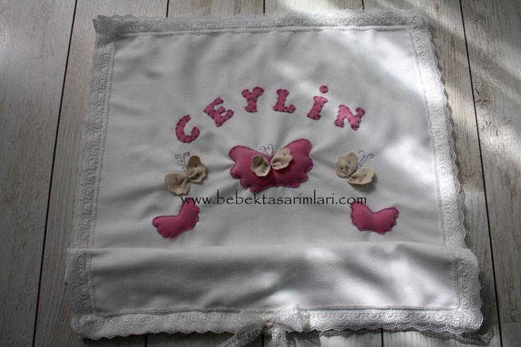 el yapımı bebek battaniyesi bebek tasarımları www.bebektasarimlari.com.tr