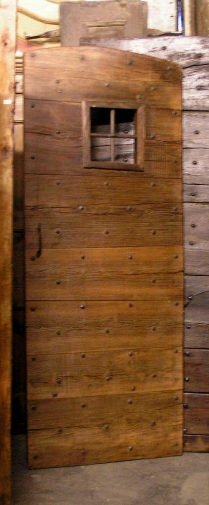 ptir332 porta con finestrella, misura cm 74 x 190, spess. cm 4,5 - SIMONE MARRO: porte e portoni antichi a Cuneo, Torino, Piemonte, Italia