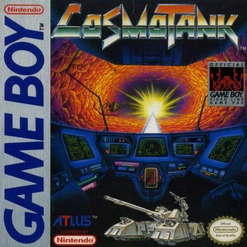 Mi tercer juego de GameBoy fue Cosmotank. Probablemente el juego al que menos jugué de los que tenía, por el pequeño hándicap de que me lo compraron en japonés y no llevaba manual de instrucciones. Me limitaba a mover el tanque por la pantalla hasta que me hartaba de hacer el idiota y me ponía con algo más productivo.