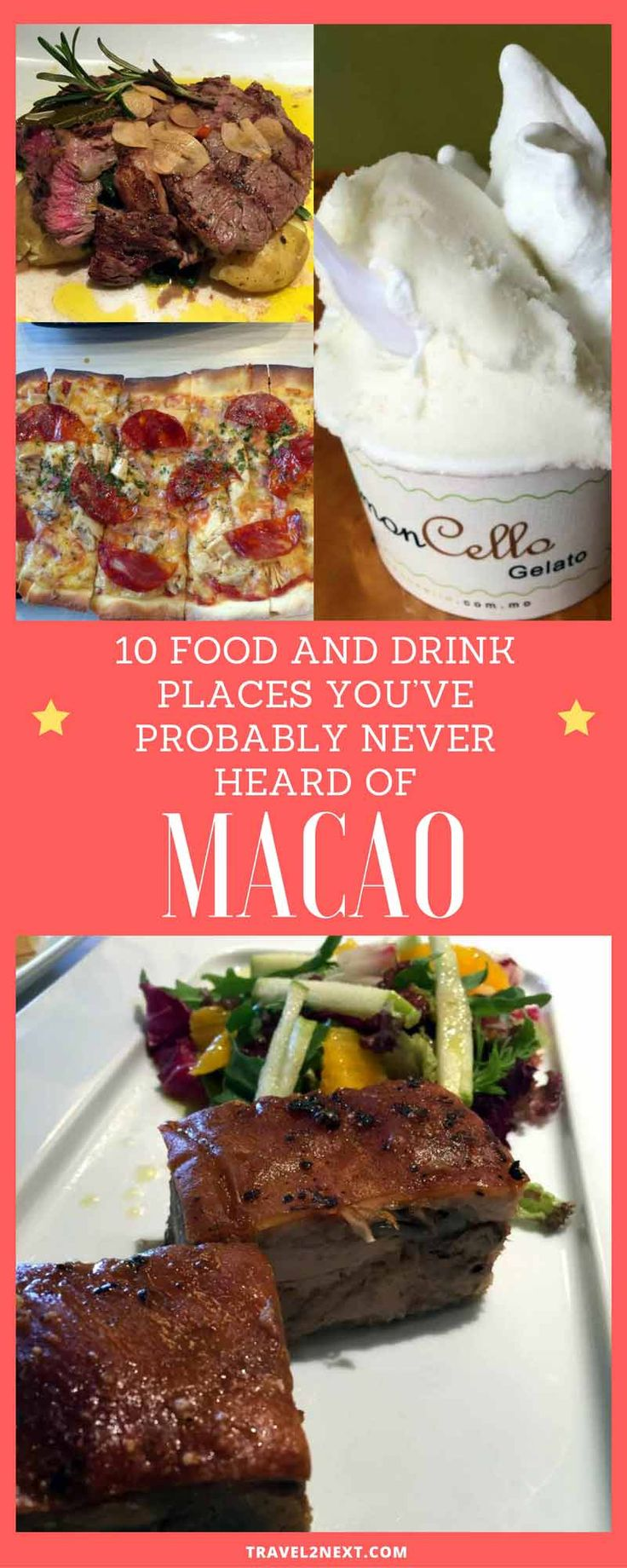 10 Macau food and drink places you've probably never heard of. Move over Michelin and Macanese.