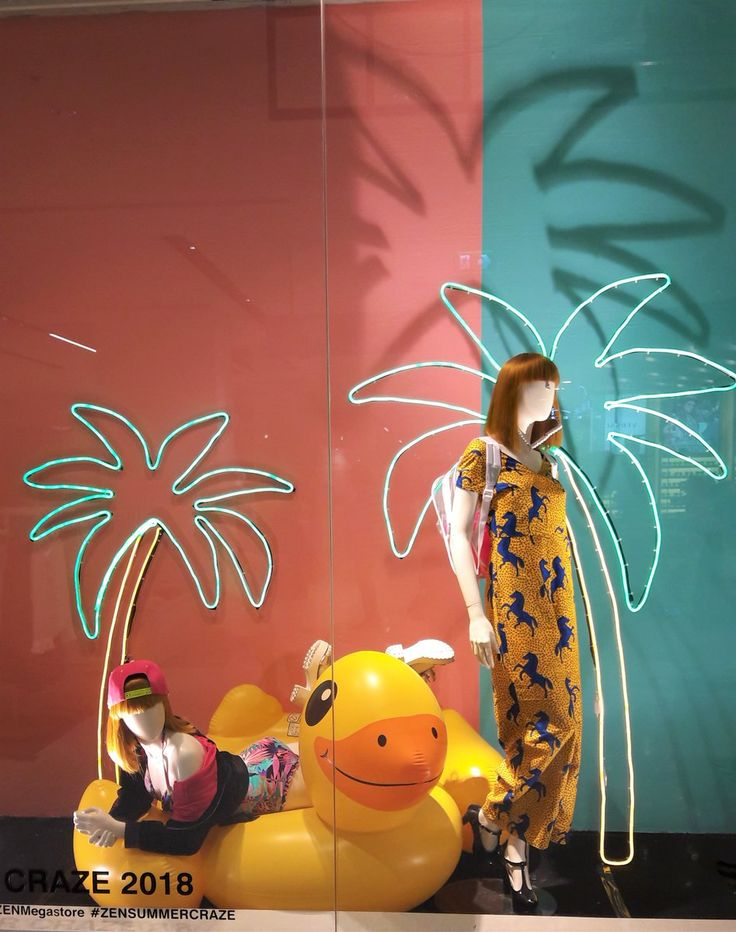 "ZEN DEPARTMENT STORE, Bangkok, Thailand, ""Summer Vibes Pool Party... Arriving Soon"", photo by Joy Ly, pinned by Ton van der Veer"