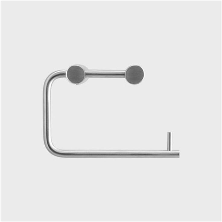 Toalettpappershållare Primy Steel Style 15010