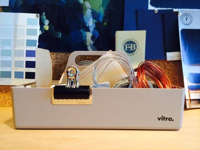 Werkinspiratie: Toolbox van Vitra http://design5.nl/nl/werken