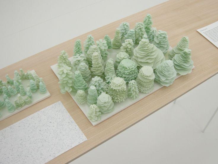 Junya Ishigami tree models