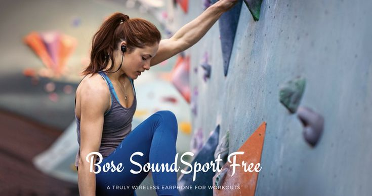 Bose SoundSport Free is the latest earphones from the accessory maker that is designed to give fitness enthusiasts a truly wireless headphone experience.