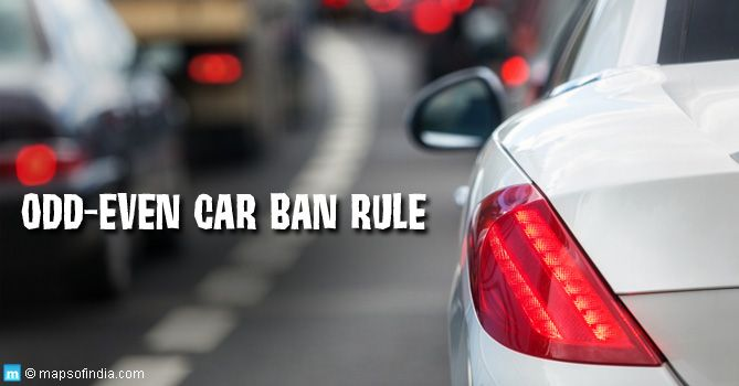The state government of #Delhi plans to implement a number of radical measures to improve the pollution scenario in the National Capital Region. From 1 January 2016, private cars with odd and even numbers would be allowed to ply only on alternate days. This means that on the days that the odd-numbered cars use the road, the even numbers will not and vice versa. This will also be applicable for VIP vehicles. The thermal power plants at #Badarpur and #Rajghat will be closed. #DelhiOddEven