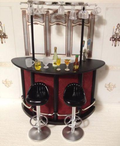 Dollhouse Miniatures Jensen: 59 Best Images About Scale Pub On Pinterest