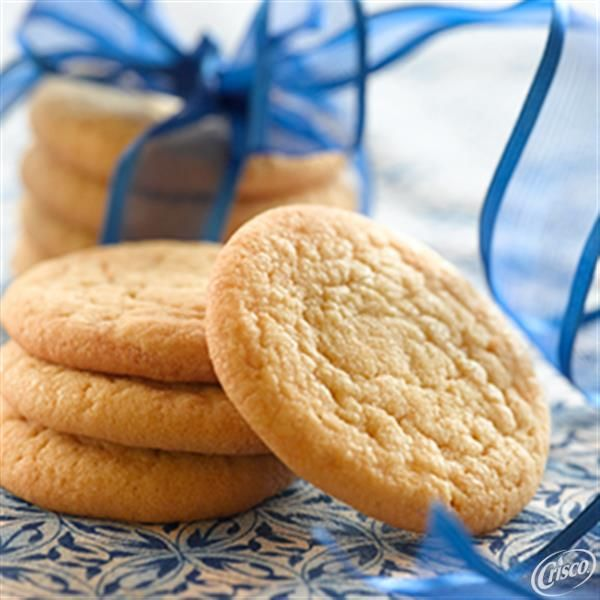 Brown Sugar Cookies from Crisco®