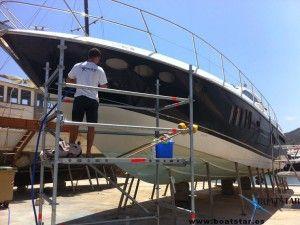 Se busca personal para limpieza de barcos en Boatstar | dos mares magazine