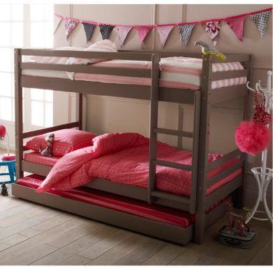 1000 id es sur le th me lit superpos sur pinterest lits chambres avec lit - Lit superpose redoute ...