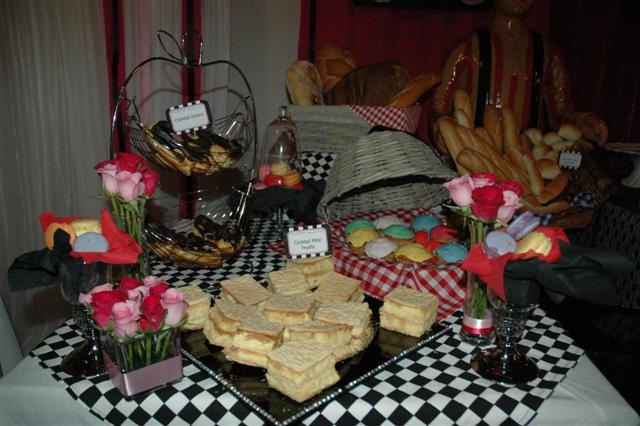 french dessert table by ECTA creative solutions, via Flickr