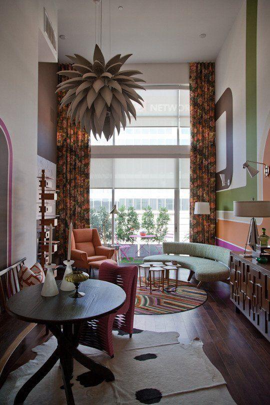 Big Style Small Spaces Part - 28: California Home U0026 Designu0027s Small Space, Big Style U2014 House Tour
