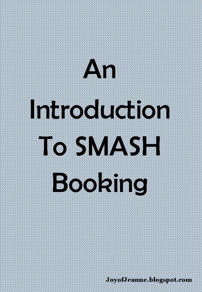 Smash book...have one already and didn't know this is what it was...I'm too hip even for myself!