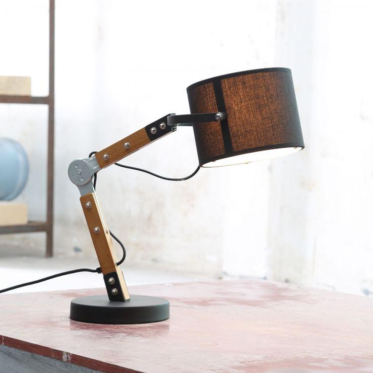 Pimp je kantoor - Tafellamp snapshot - Wonen Voor Mannen