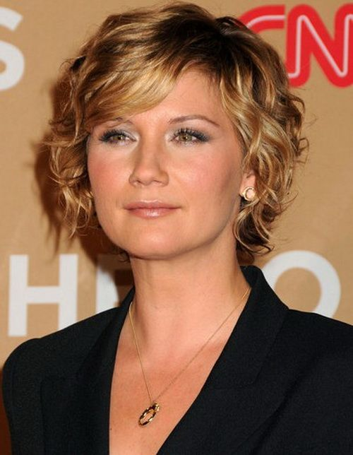short curly bob hairstyles love this too since I have some perm left in my hair.