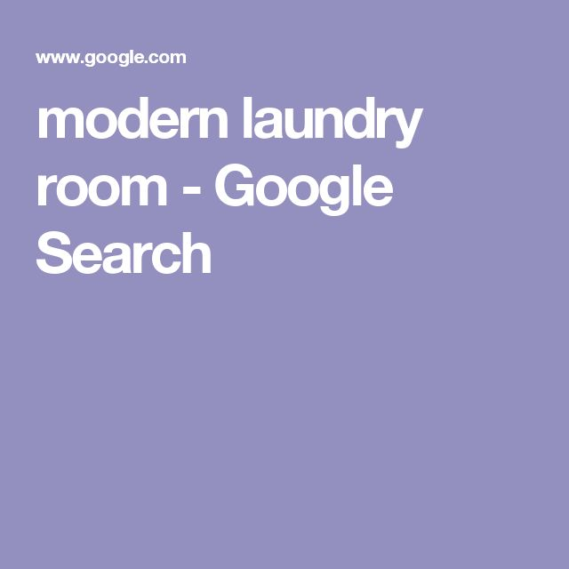 modern laundry room - Google Search