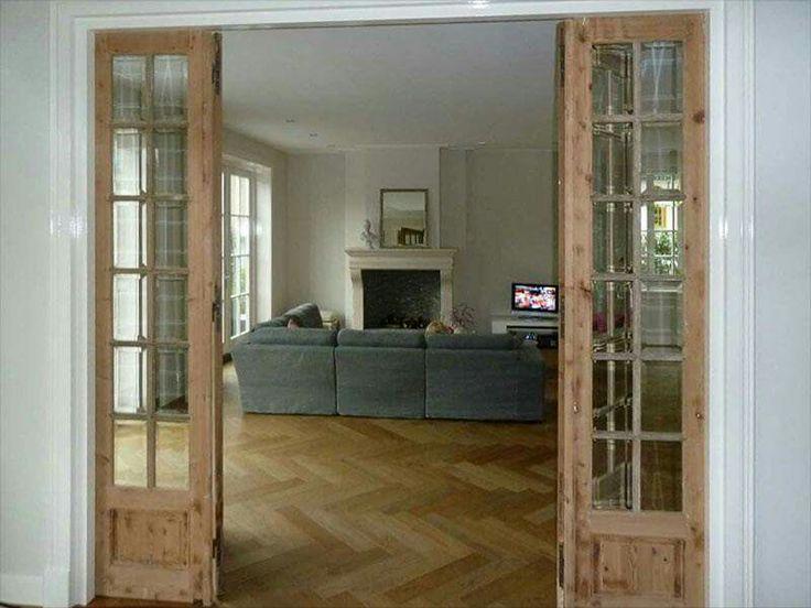 Keuken woonkamer afscheiding inspiratie voor huis pinterest - Afscheiding glas keuken woonkamer ...