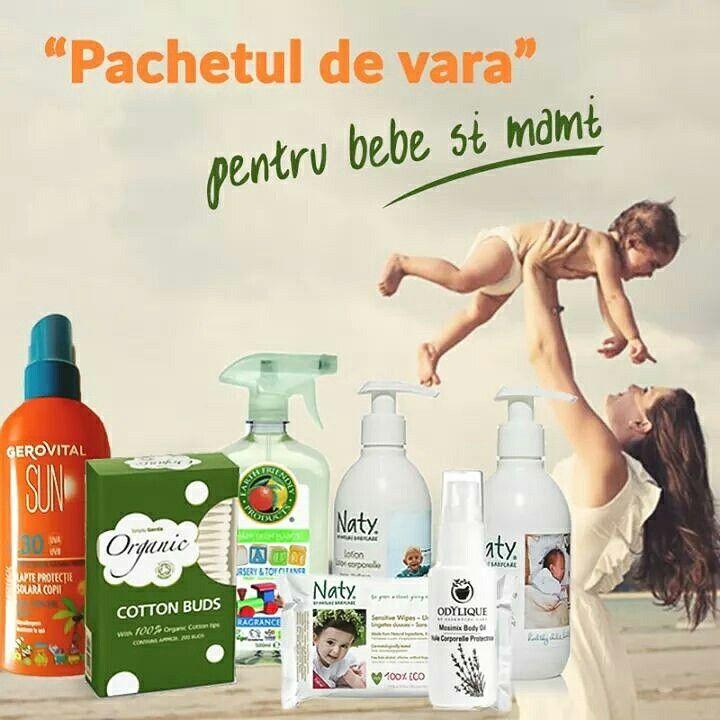 `Pachetul de vara` pentru bebe si mami - Util pentru concediu sau vacanta de vara Detalii aici: http://copildrag.ro/produs/pachetul-de-vara-pentru-bebe-si-mami/