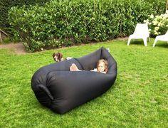 Fast Inflatable Lay Sleeping Bag Hangout Lounger Air Camping Sofa Beach Nylon Fabric Sleep Bed Lazy Chair Free Shippingbeach Nylon Fabric Sl Camping Gear Cheap Sleeping Bags Uk From Baibuju, $57.04| Dhgate.Com