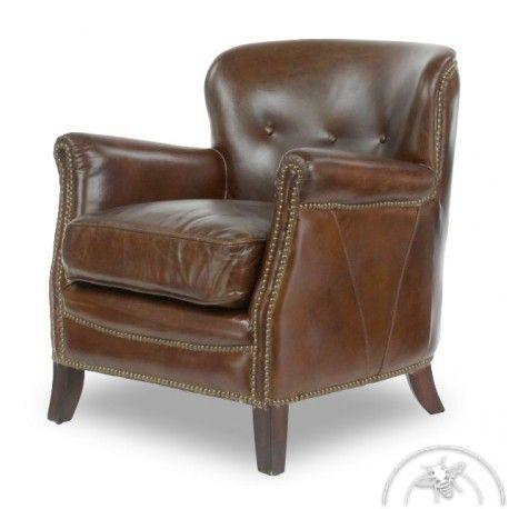 Les 25 meilleures id es concernant fauteuil club sur for Coudre housse fauteuil