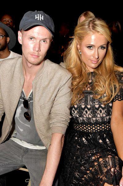 Paris Hilton Photos Photos - Barron Hilton II (L) and Paris Hilton attend the…