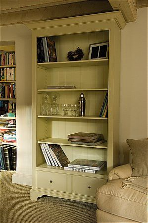 Neptune - Interior Chichester Full Height Bookcase